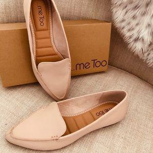 me too Shoes - Me Too Cori Leather Flats size 9
